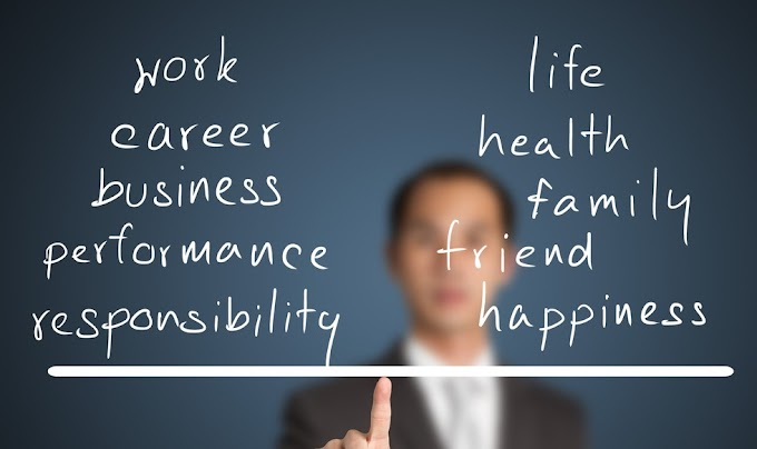Work/Life Balance - How? When? What?!!