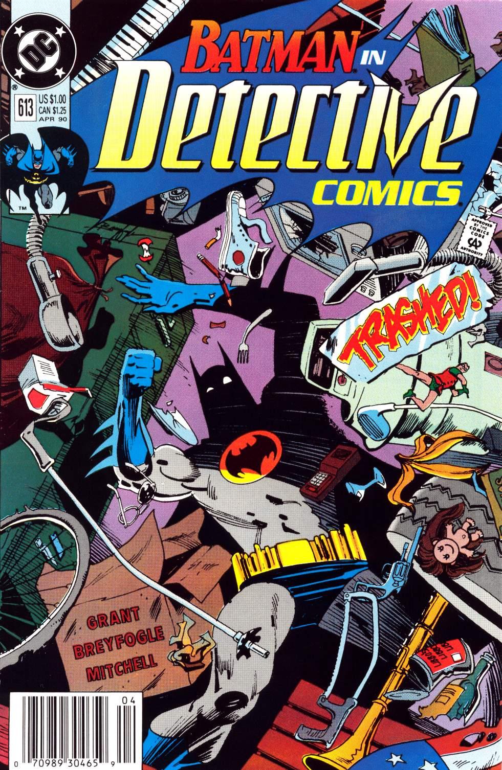 Detective Comics (1937) 613 Page 1