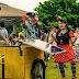 DJ usa bike e energia solar para fazer festa em qualquer local