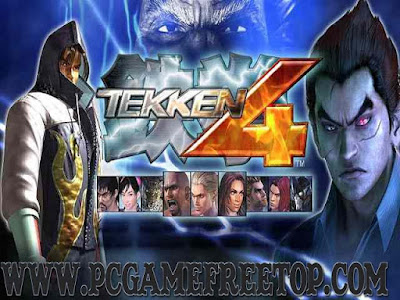 Takken 4 Download Free For PC