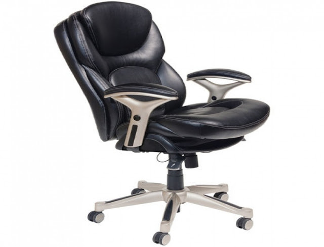 best buy Costco office furniture chairs leather for sale online