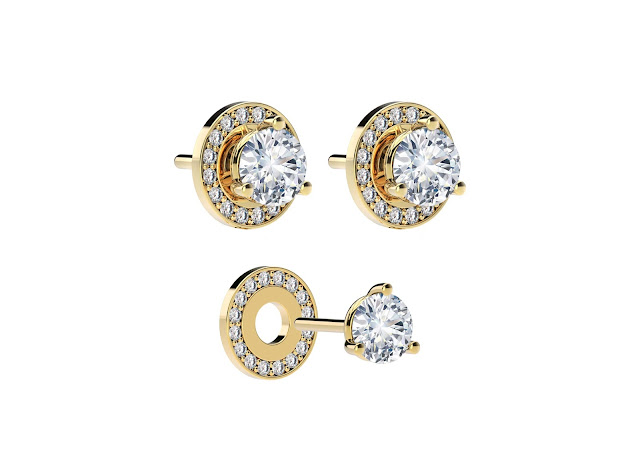 CELEBRATE THE FESTIVAL OF COLOURS WITH CAPRICCI,  THE NOSE PIN COLLECTION BY FOREVERMARK