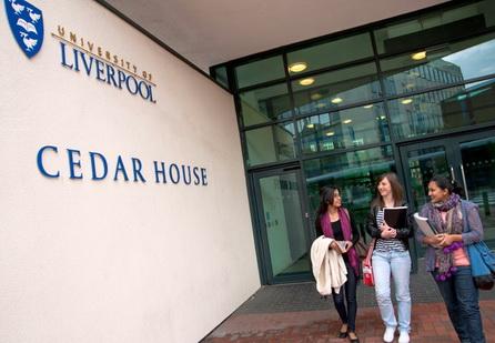 ливерпульский университет факультеты