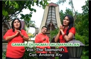 Lirik Lagu Toraja Gamara Diongmai Liku Mandalan (The Saenand's)