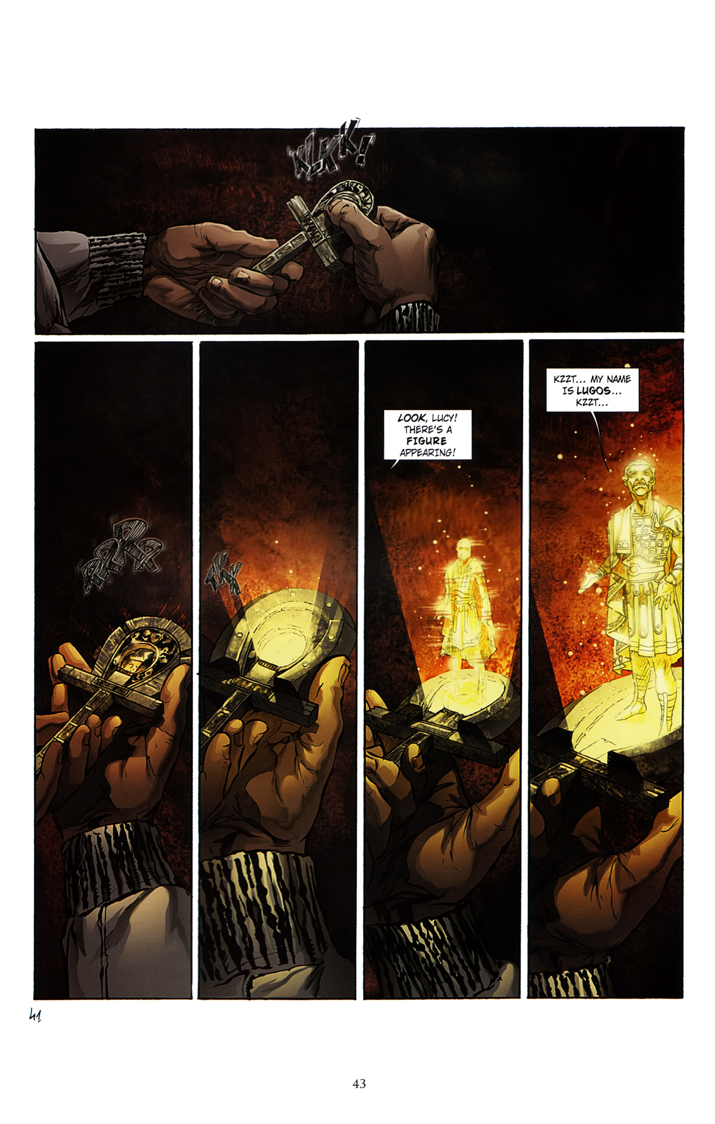 Read online Assassin's Creed (2012) comic -  Issue #3 - 47