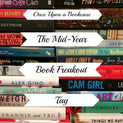 The Mid-Year Book Freak Out Tag 2018