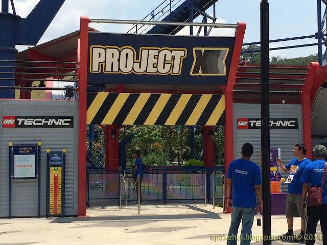Project X, Legoland