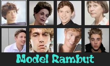 Berikut Kepribadian Orang Yang Sering Merubah Model Rambut