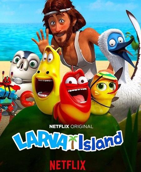 Xem Phim Ấu Trùng Tinh Nghịch: Hoang Đảo 2