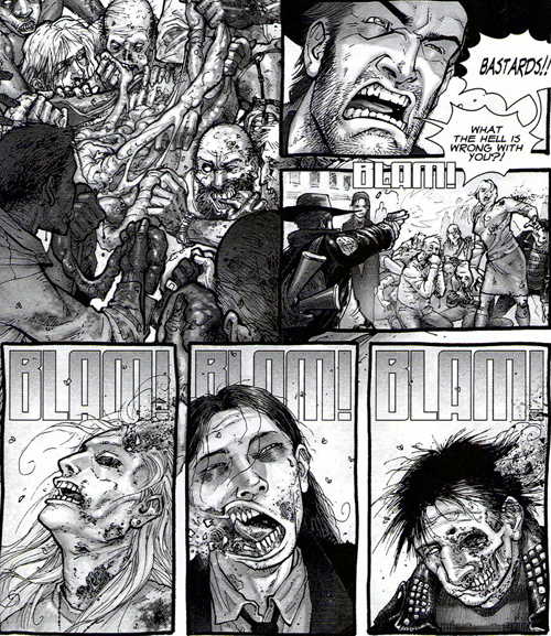 the walking dead comic online