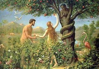 El relato de Adán y Eva como metáfora de la sexualidad humana.