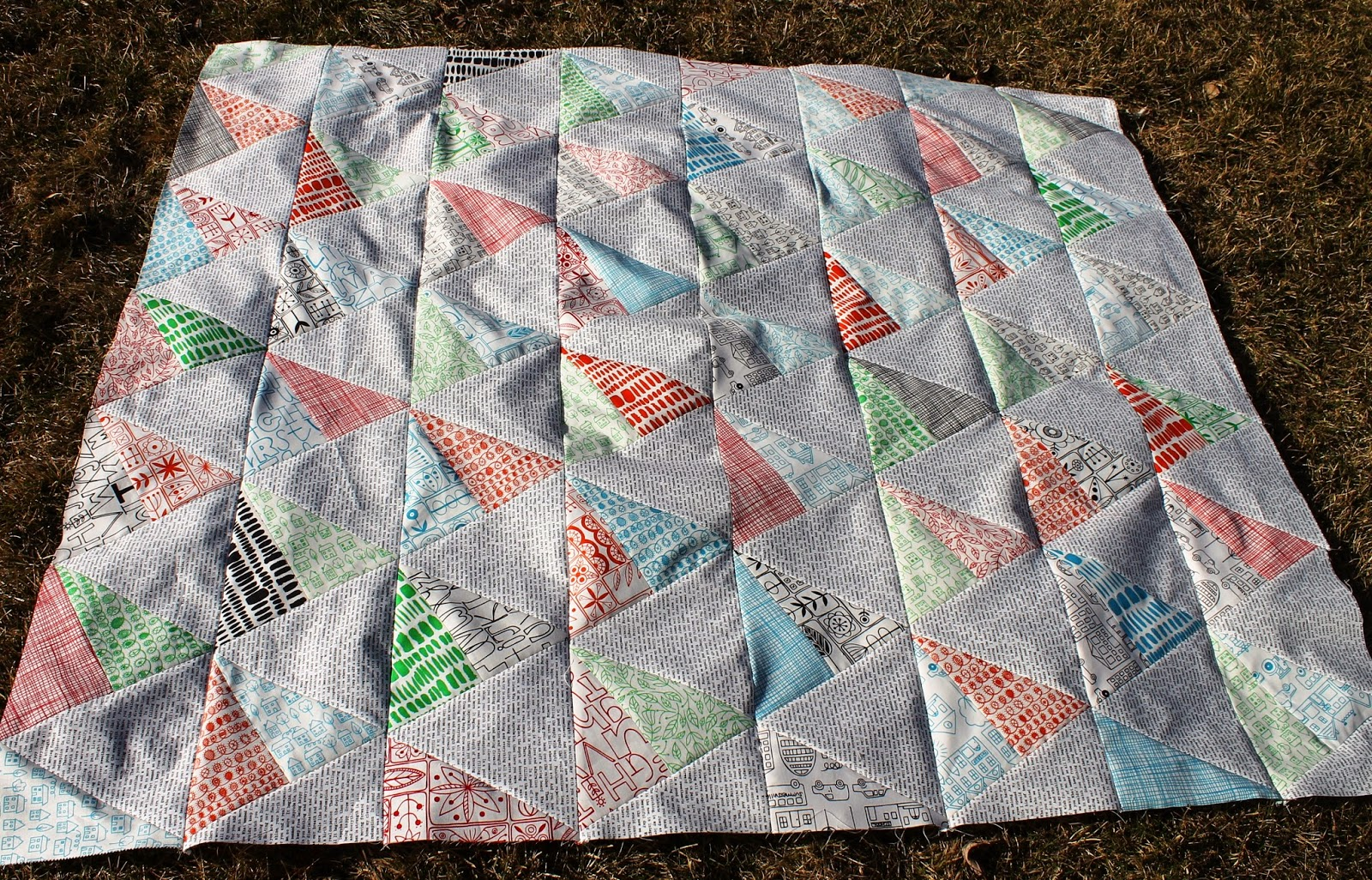Jaybird Quilts Stereo