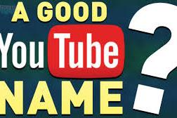 यूट्यूब चैनल नाम लिस्ट इन हिंदी | YouTube channel name list ideas 2021 best