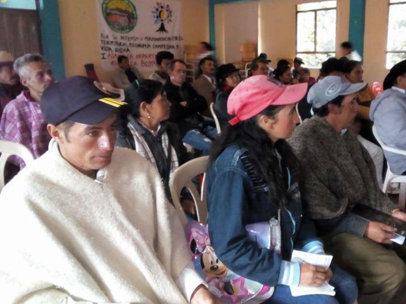 El campo nacional exige inversión, soluciones y respaldo a la producción agrícola