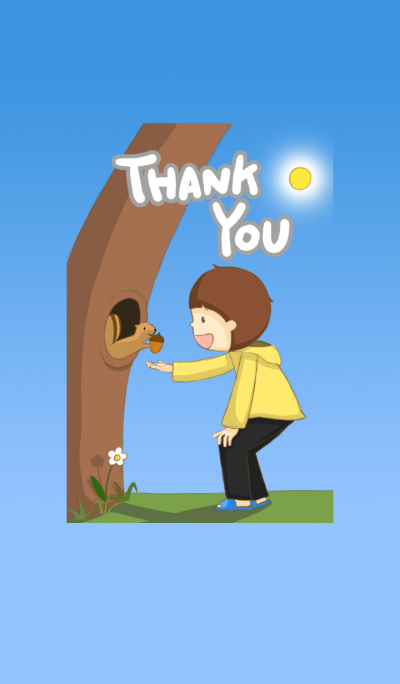 Thank you (With you2)