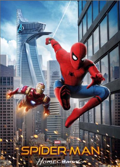 Download Film Spiderman (2002) BluRay + Subtitle Indonesia