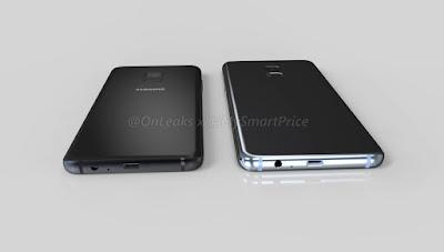 Thêm hình ảnh rõ nét của Galaxy A5 2018 và A7 2018 - 209084