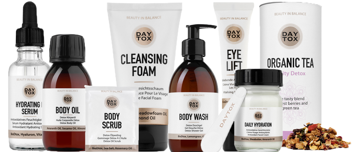 DAYTOX BEAUTY in BALANCE - All products