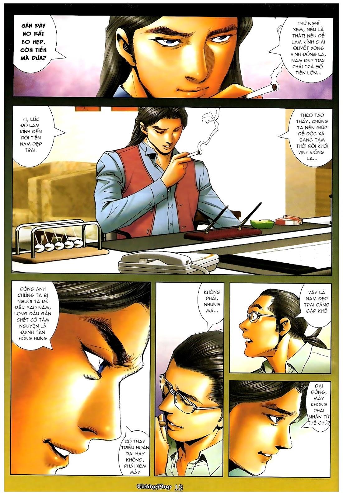 Người Trong Giang Hồ - Chapter 1208: Không nhìn lầm - Pic 12
