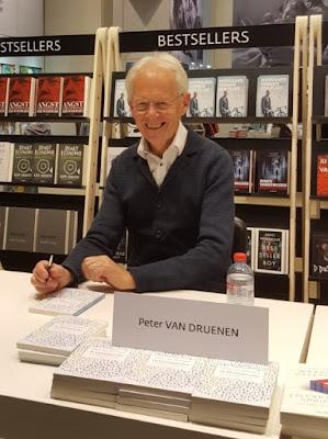 Signeren Klimaatparadox Antwerpen met Peter van Druenen