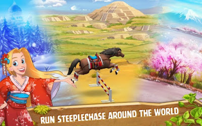 Horse Haven World Adventures MOD APK+DATA 3.2.0-screenshot-3