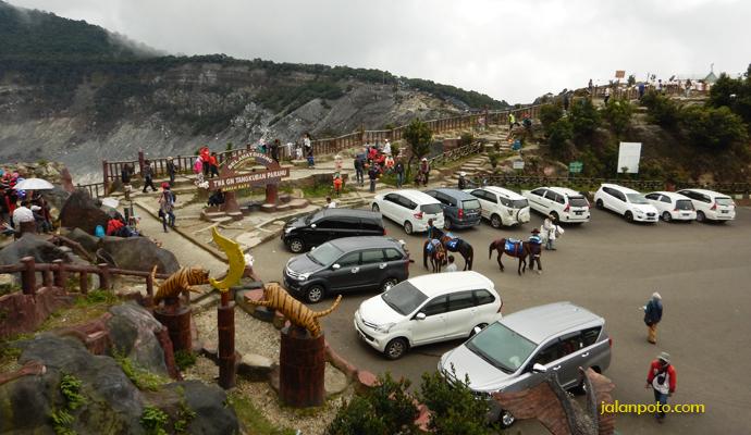 Wisata Tangkuban Parahu Jabar