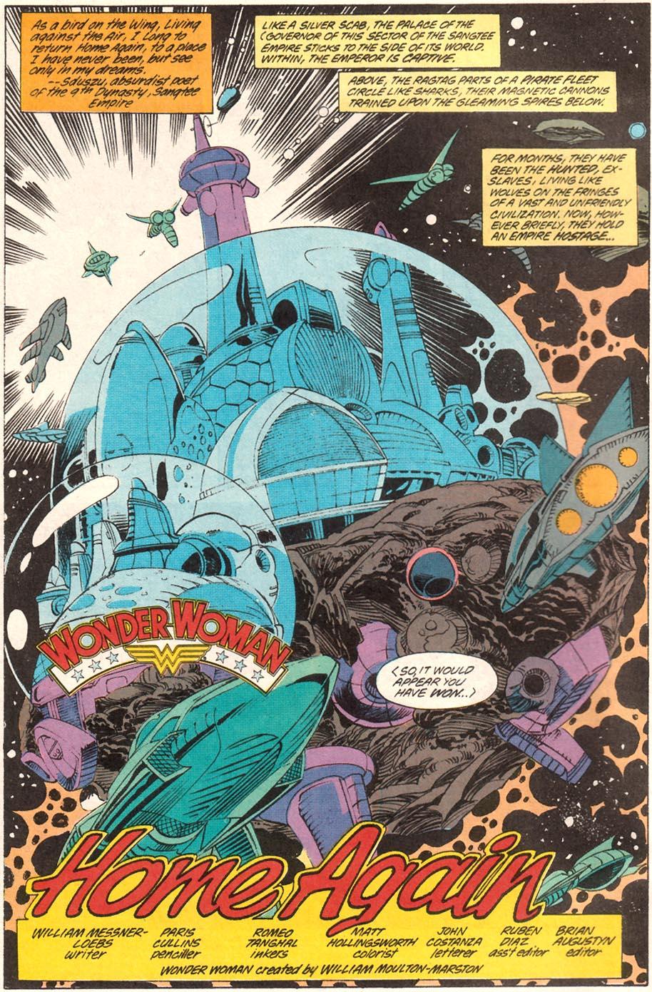 Read online Wonder Woman (1987) comic -  Issue #71 - 3