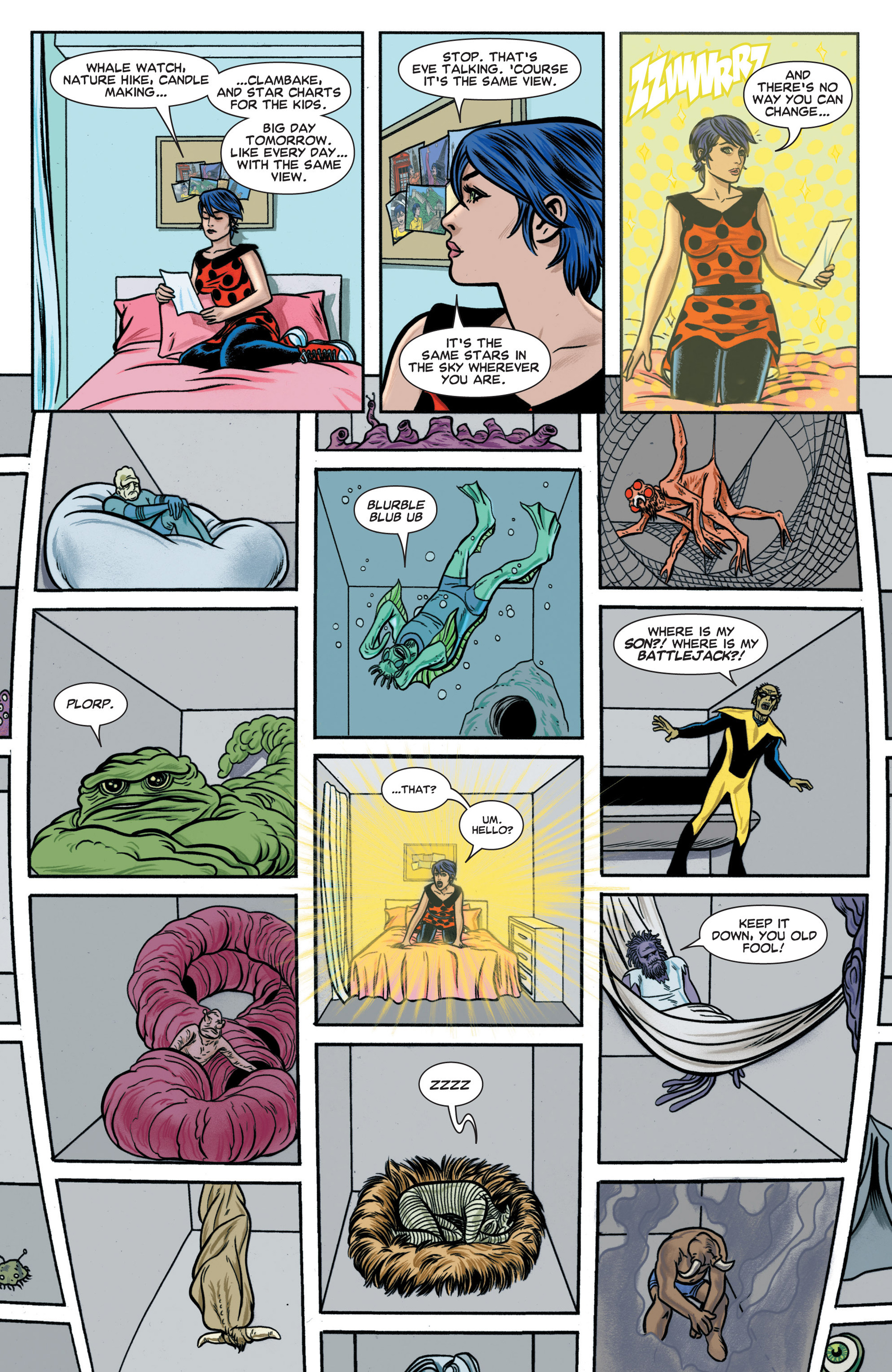Read online Silver Surfer (2014) comic -  Issue #1 - 15