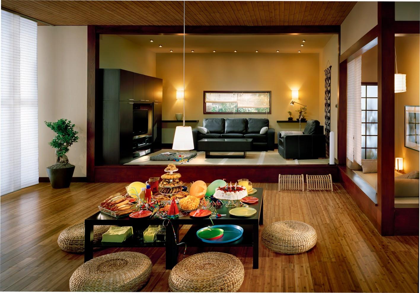 8100 Gambar Desain Ruang Tamu Ala Jepang HD Untuk Di Contoh