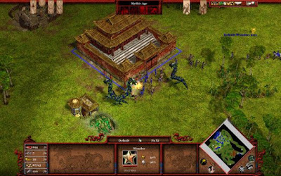 صور لعبة Age of Mythology EX torrent