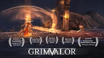 Grimvalor Apk Download Android