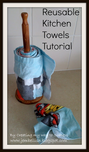 Reusable Kitchen Towels