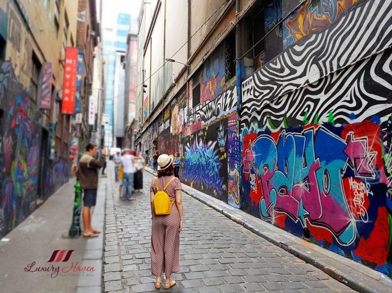 melbourne street art hosier lane graffiti