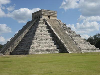 Chichén Itzá, en México