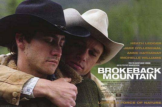 In So Many Words Queer Film Blogathon Brokeback Mountain 2005 Starring Heath Ledger And Jake Gyllenhaal