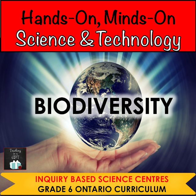 PHOTO of Hands On Minds On Biodiversity Ontario Science and Technology