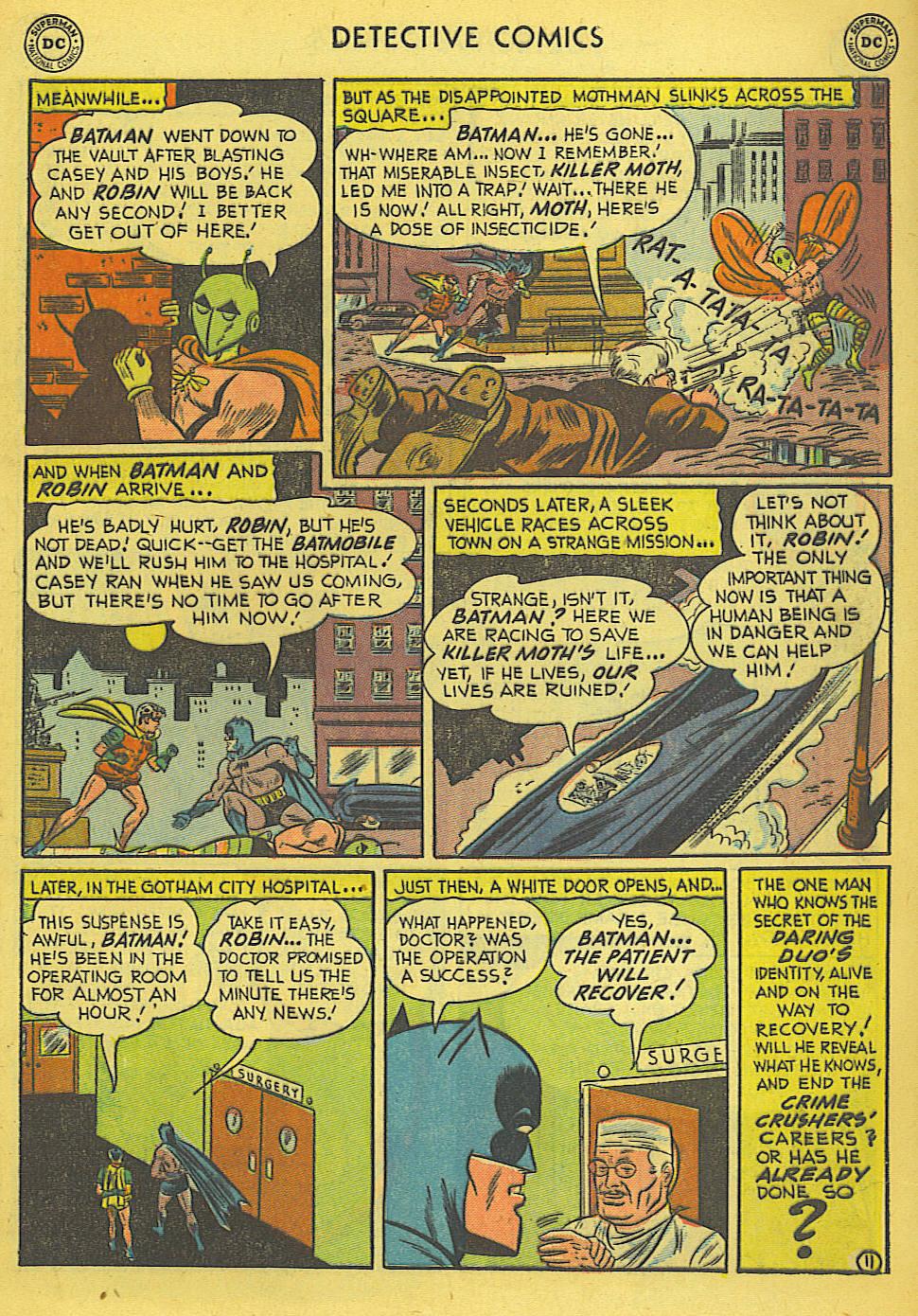Read online Detective Comics (1937) comic -  Issue #173 - 14
