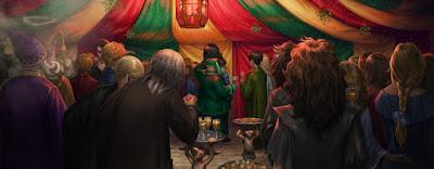La festa di Lumacorno (Momento 1)