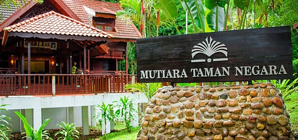 Taman Negara Accommodations