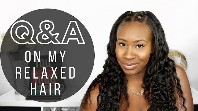Q&A On My Relaxed Hair | HairliciousInc.com