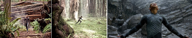Jaden Smith as Kitai Raige doing some action hero type things in After Earth (2013)
