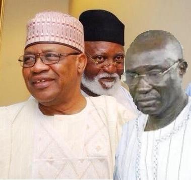 Ishaya Bamaiyi Babangida and Abdulsalami