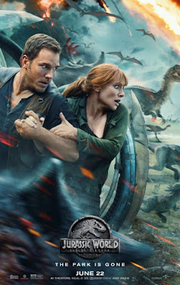 Download Jurassic World Fallen Kingdom Hindi Full Movie in 720p