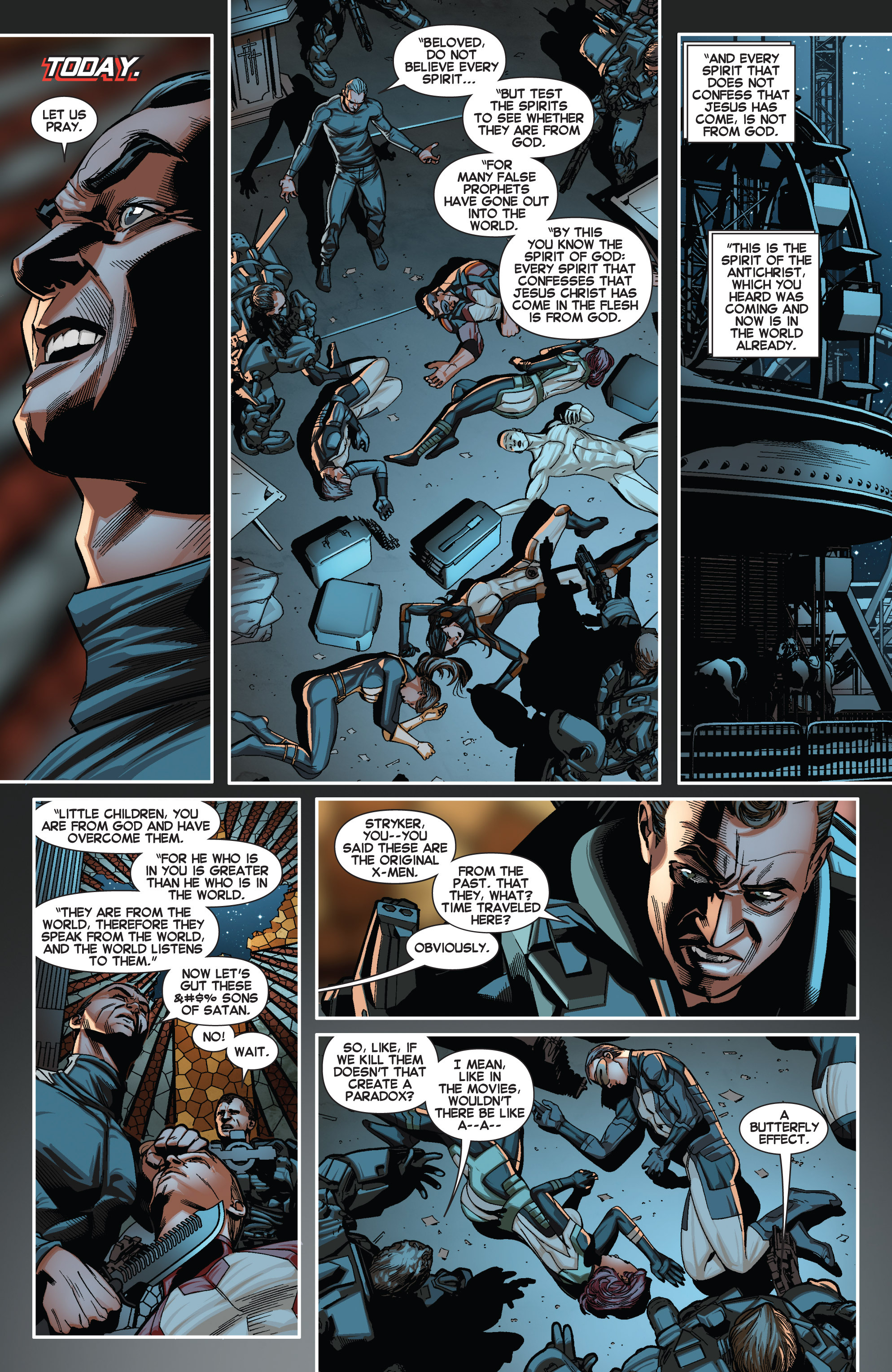 Read online All-New X-Men (2013) comic -  Issue #21 - 5