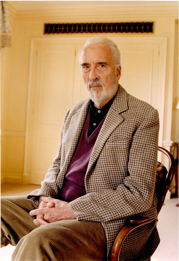 Christopher Lee: A Lif...