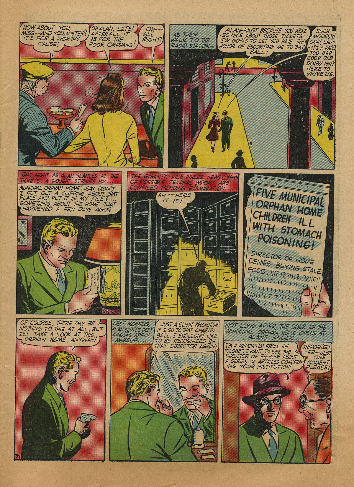 Read online All-American Comics (1939) comic -  Issue #31 - 5