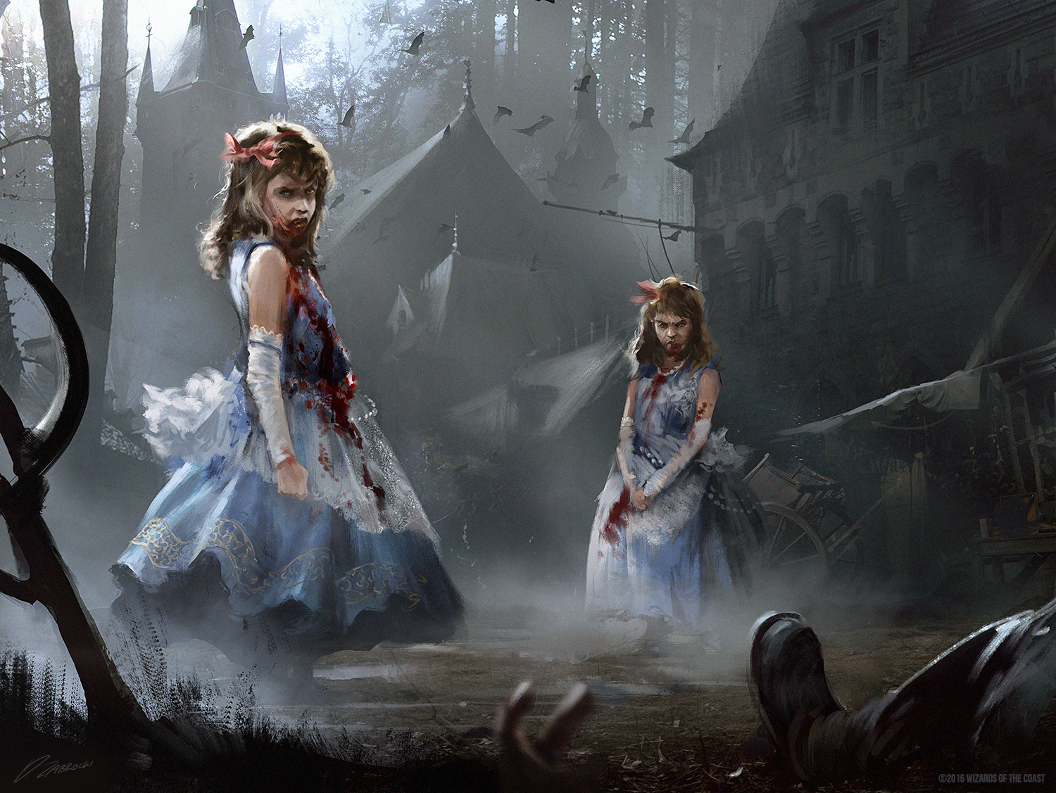 Dreams in the lich house mr strahd goes to innistrad - Innistrad wallpaper ...