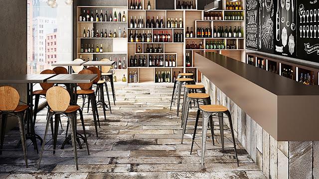Tiles design images of Brickwork series - Combining modern design and classic taste