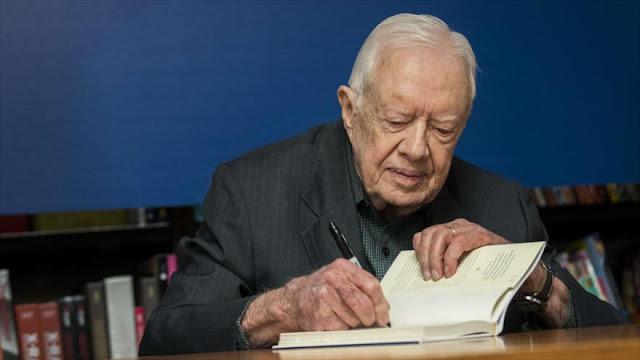 """Jimmy Carter: La designación de Bolton es """"un desastre"""" para EEUU"""