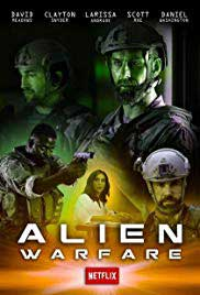 Alien Warfare (2019) Online HD (Netu.tv)